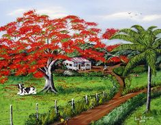 He has sold many of his paintings and limited edition prints throughout the United States, Puerto Rico, Canada and other countries. Description from puertoricanpainter.com. I searched for this on bing.com/images