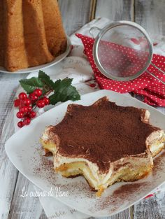 Christmas Lunch, Christmas Desserts, Best Italian Recipes, Favorite Recipes, Torta Angel, Xmas Food, Mini Desserts, Sweet Cakes, Sweet Recipes
