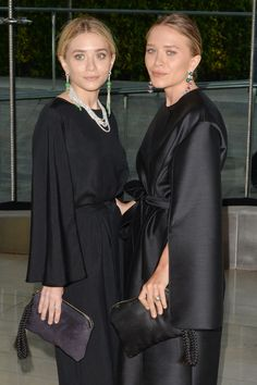 Mary-Kate and Ashley Olsen Announce Their First Line of Shoes for The Row  - ELLE.com                                                                                                                                                     More