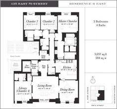 Floorplans Unveiled for On-the-Market 135 East 79th Street - Curbed NYclockmenumore-arrow :