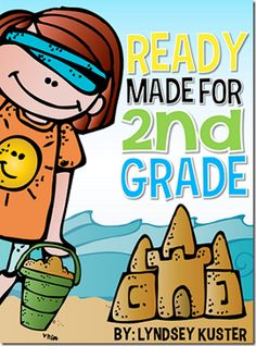 FUN activities to complete over summer break for first graders entering 2nd grade!