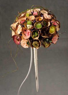 Bouquet by Aleksandra Wyżkiewicz