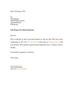 Cheque Book Request Letter Format Example of Request Letter to HDFC ...