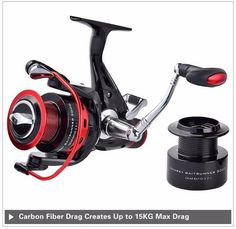 New 2016 Spinning Reel with Extra Spool - Big Star Trading - 1