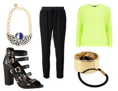 How to wear track pants or a neon sweater! Easier than you think