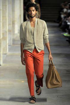 Hermès | Spring 2012 Menswear Collection | Style.com