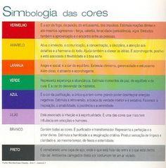 Psicologia das Cores 6 Psicologia das Cores