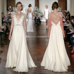 Wholesale cheap evening dresses online, 2014 fall winter - Find best kate middleton In jenny packham sexy white crystal lace with short sleeves prom gown vestidos de fiesta evening banquet dresses at discount prices from Chinese evening dresses supplier on DHgate.com.