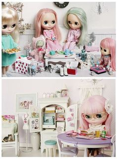 Valley of the Doll(houses)