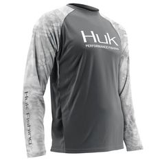 a77d33d63f8 Huk Men s Performance Kryptek Vented Long Sleeve