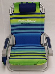 Beach Chair Backpack Cooler Pool Outdoor Tanning
