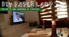 DIY Paper Lamp - STILEVELENO BLOG - StileVeleno Design