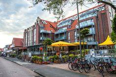 Hotel Atlantic Juist auf der Insel Juist traumhaft und autofrei zwischen Borkum und Norderney, buchbar auf www.travelina.ch
