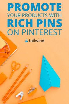 Product Rich Pins take an ordinary Pin and make it actionable. Pinners can see that this image it is more than inspiration – they can actually purchase this item and use it themselves!Rich Pins are Pins with extra i pinteresttips nformation added to the Pin itself. For products, this information could include the price, availability, description, and where to purchase. This information comes directly from your website's product listing. Here's how to set them up! #pinteresttips Facebook Marketing, Media Marketing, Pinterest For Business, Pinterest Marketing, Promotion, Website, Tips, Read Books, Books Online