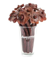 Manly Man Beef Jerky Flower Bouquets are edible and made for that rugged one of a kind, hammer swinging, IPA drinking, duck hunting, beast of a man. Surprise Gifts For Him, Thoughtful Gifts For Him, Diy Gifts For Him, Christmas Gifts For Him, Valentines Day Gifts For Him, Gifts For Friends, Holiday Gifts, Beef Jerky Bouquet, 4th Year Anniversary Gifts