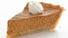 Healthful Pumpkin Pie