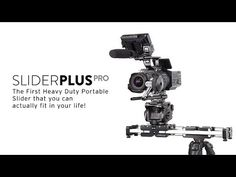 Explore & shop the smartest and most portable filmmaking solutions at edelkrone® - Professional camera sliders, heads, dollies intelligent camera motion control systems and must have videography accessories. Camera Slider, Professional Camera, Computer, Filmmaking, Cameras, Youtube, Technology, Video Production, Usa