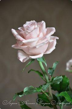 Dobrý den všem!  Kytice z pěti růžových růží.  Vyrobený na zakázku.  Fotografie hodně, s různým osvětlením.  Šťastný prohlížení.  foto 10
