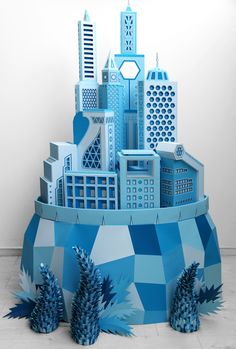Atlantis by Zim And Zou , via Behance