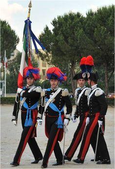 Gruppo Bandiera Festa dell'Arma dei carabinieri. 5 giugno 2015