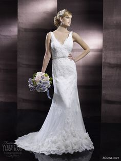 Moonlight Couture Spring 2014 Wedding Dresses | Wedding Inspirasi