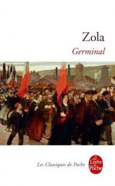 Cette histoire relate la vie des miniers en 1885, la grève qu'ils vont faire malgré leurs très minces moyens et leur combat de tous les jours pour survivre.  AVIS: Zola sait quel mot utiliser et quand le faire, c'est ce qui rend ce livre si poignant. AU