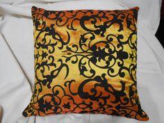 ON SALE satin cushion cover  cuscino decorativo  di Ilfilodoro