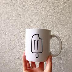 Tazze personalizzate, creative, di design e fatte con il cuore.  #tazza #mug #shabby #shabbychic #vintage #cup #tea #design #graphic #illustration #muggadesign #busheytales