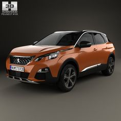 Buy Peugeot 3008 2016 by on The model was created on real car base. Psa Peugeot, Car 3d Model, Peugeot 3008, Advanced Driving, Vintage Sports Cars, Action Poses, 3d Design, Sport Cars, Cars