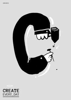 jacek rudzki - typo/graphic posters