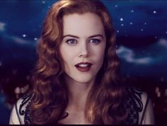 Satine (Nicole Kidman). Moulin Rouge!