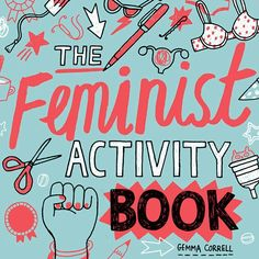 Feminist Activity Book – Gemma Correll