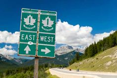 Heading from coast to coast? Or just going a few hours away? Check out How to Road Trip Canada on a Budget << ah yes, a few hours away. Are we talking about my grandma's house or the school I am currently attending? The high school. (Plus, same, signs. Easy Rider, Cross Canada Road Trip, Canada Trip, Canada Eh, British Columbia, Quebec, Calgary, American Express Rewards, Vancouver