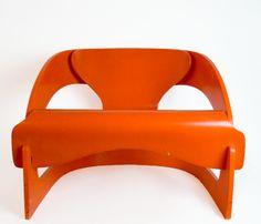 Joe Colombo - Chair 4801 / front