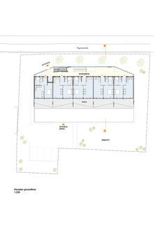 Image 19 of 22 from gallery of Ragnitzstraße Housing / LOVE architecture and urbanism. Ground Floor Plan