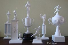 *: modern trophy art Great article about repurposing old trophies.