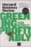 HBR Greening Your Business Profitably (Harvard Business Review) Paperback – 10 May 2011 by HBR (Author)