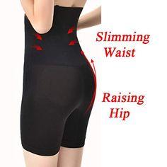 251dbd6508c7 LVYING Seamless Control Panties Women High Waist Slimming Plus Size Tummy  Underwear Body Shaper