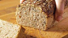 Bylinkový kváskový chléb — Recepty — Kouzelné bylinky — Česká televize