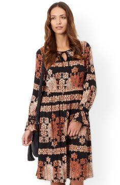 9f9844fbe6b1f MONSOON Keeva Print Dress. UK18 EUR46 & UK20 EUR48 MRRP: £79.00GBP - AVI  Price: £35.00GBP