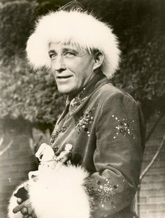 """Bing Crosby's """"White Christmas"""" is a staple this time of year. Does the song make the top of your holiday music playlist?"""