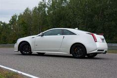 2013 Cadillac CTS-V Coupe. <3