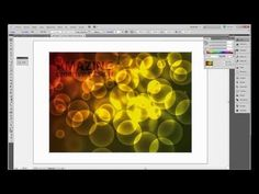 Tutorial Adobe Illustrator // Efecto Bokeh - YouTube