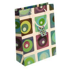Pantone coloré de sac papier cadeau personnalisé couleur d'impression pour faire des achats fournisseur