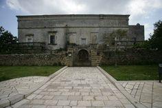 Palazzo Comi di Lucugnano su 365giorninelsalento.it