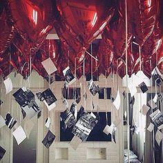 Balloon surprise, anniversary surprise, year anniversary gifts, romantic an Birthday Surprise Boyfriend, Valentines Gifts For Boyfriend, Boyfriend Anniversary Gifts, Year Anniversary Gifts, Boyfriend Gifts, Surprise Birthday, Birthday Presents, Valentines Surprise For Him, Birthday Ideas For Girlfriend