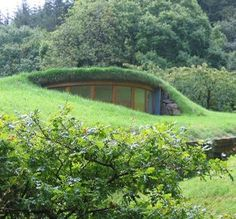 Image result for stone homes green roof