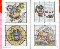 Gallery.ru / Фото #90 - The world of cross stitching 153 + приложение 120 Charts - tymannost