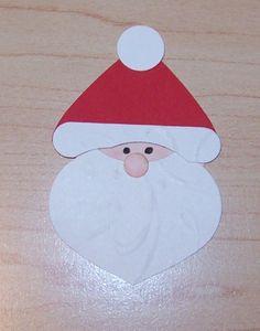 Stampin' Up!  Ornament Punch  Amanda Harbison  Santa