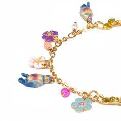 Bracelet Jardin d'amour Les Néréides